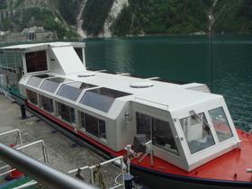 湖上遊覧船「ガルベ」